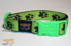 NE Hunde Halsband gingo 2,5cm