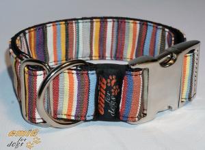 LE Hunde Halsband ethno