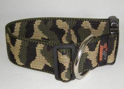 Collar Hunde Halsband Camouflage XXL-NY