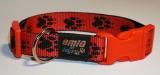 NE Hunde Halsband moudy 2,5cm