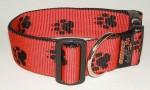 NE Hunde Halsband moudy 4cm
