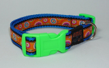 DZ Halsband farbenmix