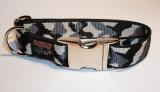 NE Hunde Halsband camouflage black (17/25)