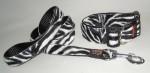 Fellhalsband zebra
