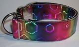 LE Hunde Halsband Hologramm