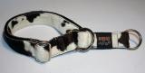 Fell Zugstop Hunde Halsband L 3,0cm